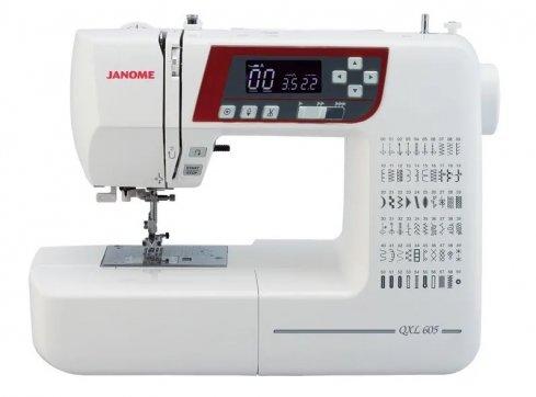 šicí stroj Janome 605 QXL