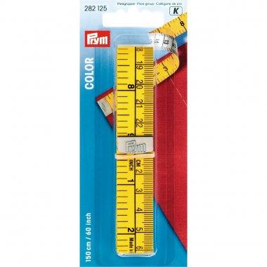 metr žlutý PRYM 150cm