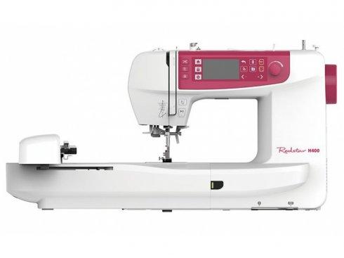 šicí a vyšívací stroj Redstar H400