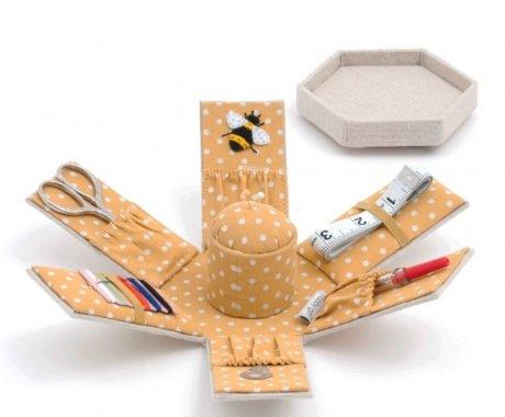 šitíčko Applique Bee 11,5x11,5x12cm
