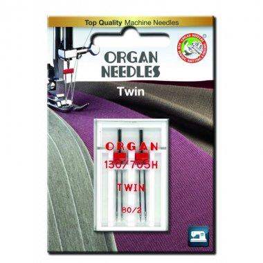 dvojjehly Organ 130/705H-80/2mm 2ks