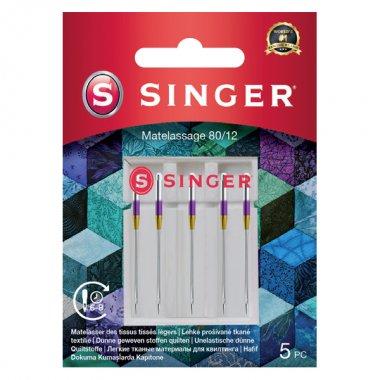 jehly na quiltování Singer 5x80