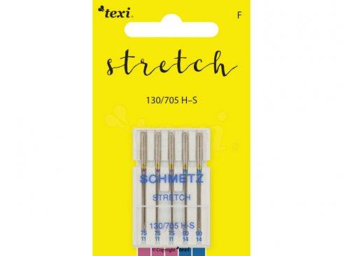 jehly stretch 130/705H MIX-3x75, 2x90 Schmetz
