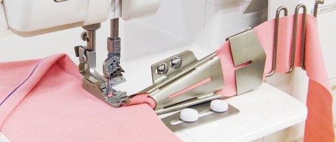 Aplikátor šikmého proužku s vodítkem na jednoducho 12/32mm