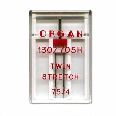 dvojjehla stretch Organ 130/705H-75/4mm 1ks