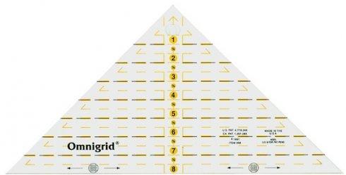 trojůhelník Omnigrid 1/4inch