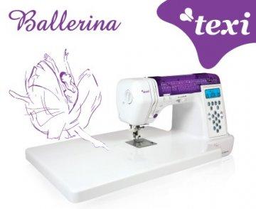 šicí stroj Texi Ballerina