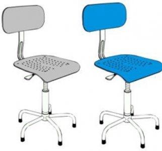 židle plastová do oděvního průmyslu