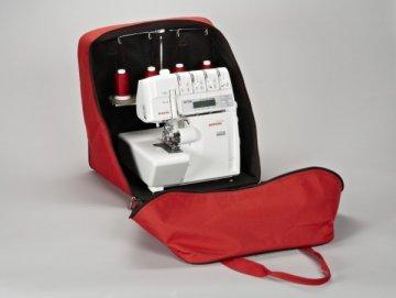 kvalitní a značková taška pro všechny overlocky