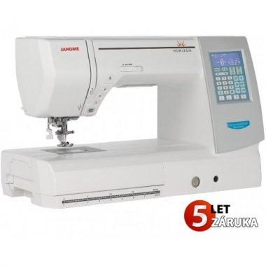 šicí stroj Janome MC 8200 QCP SE