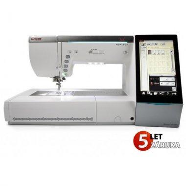 šicí a vyšívací stroj Janome Memory Craft 15000