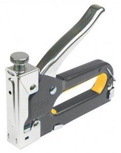 sponkovačka čalounická ruční na spony J6-14mm Topex