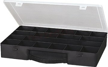 organizér na korálky nebo špendlíky 36x25x5,5cm