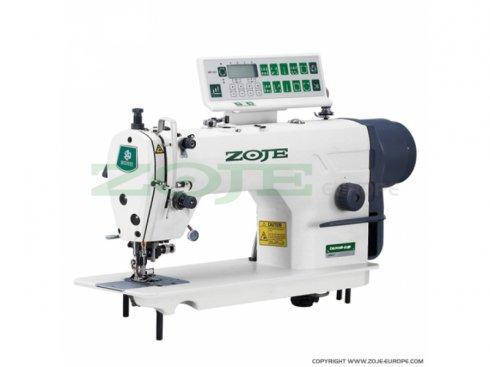 průmyslový jednojehlový šicí stroj Zoje ZJ5300-48-D2B/PF s bočním ořezem 4,8mm