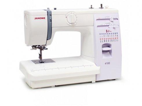 šicí stroj Janome 419S