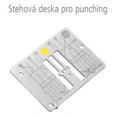 stehová deska pro punching B7xx a B5xx
