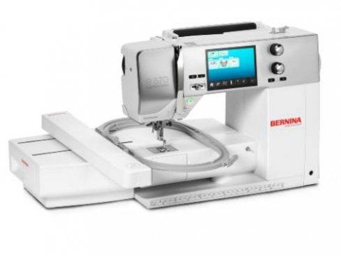 šicí a vyšívací stroj Bernina 570 QE