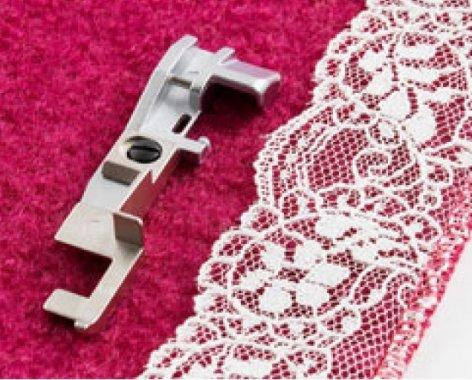 patka pro přišívání krajky pro overlock Singer 620117296
