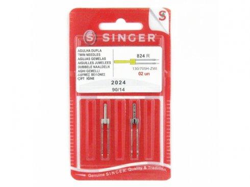 dvojjehla stretch Singer 2024/90/14 4mm - 2ks