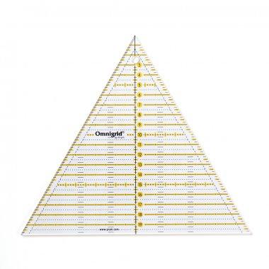 trojúhelník na patchwork 20cm