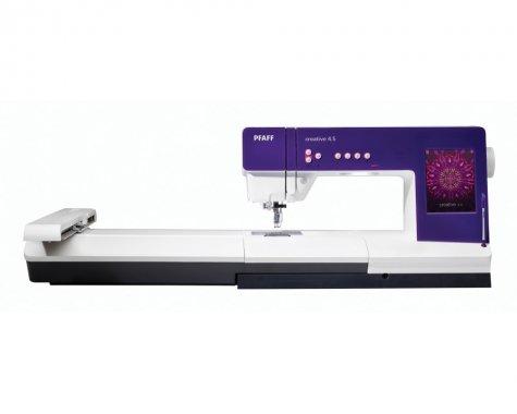 šicí a vyšívací stroj Pfaff Creative 4.5