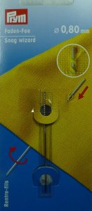 háček na opravu malých puštěných ok