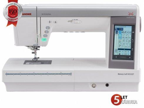 šicí stroj Janome MC 9450 QCP