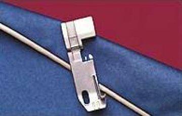 patka pro všívání paspulek 1/8 3mm