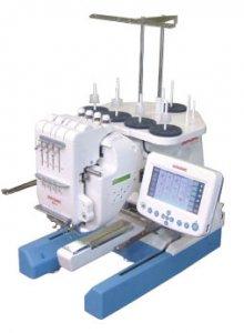 vyšívací stroj Janome MB - 4 S + vyšívací program JANOME Digitizer MBX PROFI COREL ZDARMA-