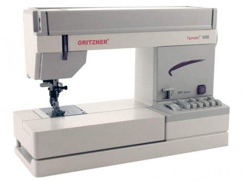 šicí stroj GRITZNER Tipmatic 1035 DFT