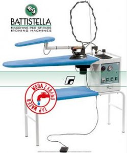 Žehlící prkno s vyvíječem BATTISTELLA VULCANO MAXI-46x113cm