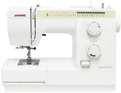 šicí stroj Janome SEWIST 725S