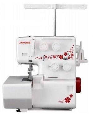 overlock Janome 990D