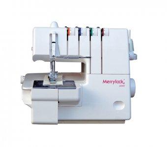 coverlock Merrylock MK 3040 + sada nití ZDARMA.