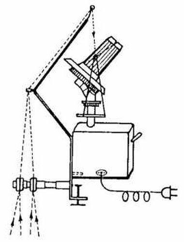 navíječ příze elektrický + stojan Twister, klubka 250g, navíjí až 4 příze najednou.-