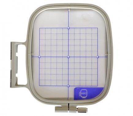 vyšívací rámeček EF83 100x100mm pro F480, F440, NV750, NV1250