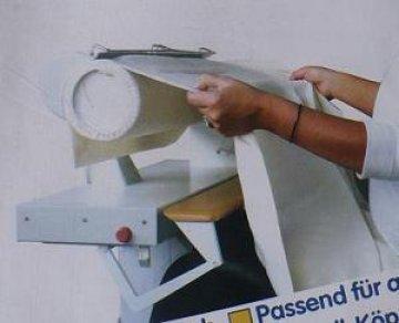 potah lněný na mandl Pfaff, Ironnette šíře 85cm