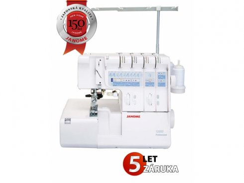 overlock a coverlock Janome 1200D Professional