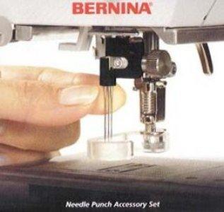 nástavec na zatkávání - PUNCH TOOL Bernina 5,5mm