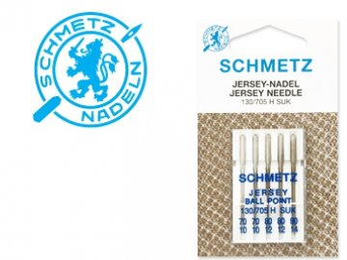 jehla Jersey na pleteninu kulaté špičky 705H/MIX