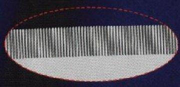 krejčovské nůžky s mikrozoubkem KAI N 5250 SE 250mm-
