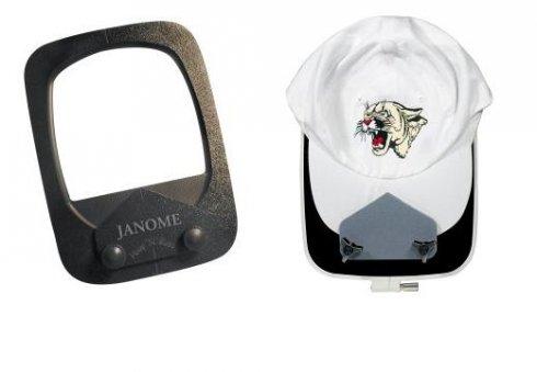Vyšívací rámeček pro čepice HAT HOOP INSERT JANOME