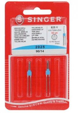 dvojjehla Singer 2025/90/11 3mm - 2ks