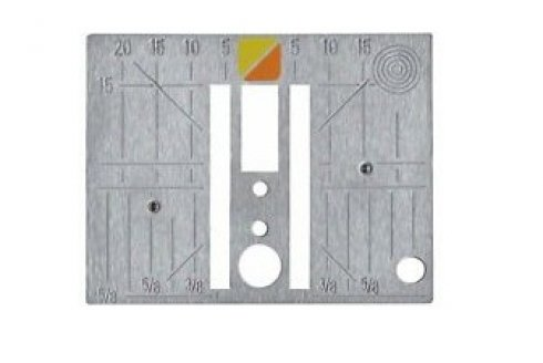 stehová deska na rovné šití a punching B3xx 0333397200